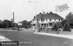 The Wheatsheaf c.1955, Swalecliffe