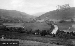 From Whitaside Moor 1924, Swaledale