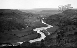 From Willance's Leap 1898, Swaledale