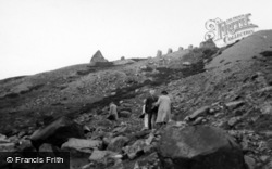 Old Gang Lead Mines c.1950, Swaledale