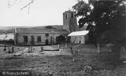 Ruins Of The Benedictine Priory Of Marrick c.1955, Swaledale