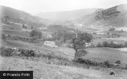 The View Towards Gunnerside 1924, Swaledale