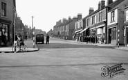 Swallownest, High Street c1950