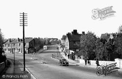 Swallownest, High Street c.1950