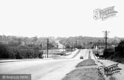 Swallownest, Mansfield Road c.1955