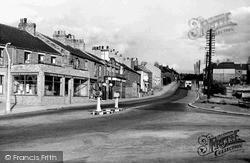 Swallownest, Worksop Road c.1950
