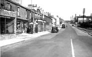 Swallownest, Worksop Road c1955