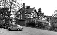 Swanbridge, the Manor House c1955