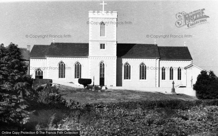 Photo of Swanlinbar, St Mary's Church c.1960