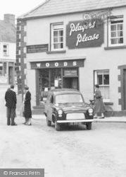 Swanlinbar, The Post Office c.1960