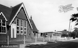 Swanmore, Primary School c.1965