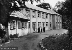 Swansea, Bible College Of Wales Hospital 1937