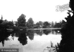 Swansea, Brynmill Park 1925