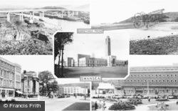 Swansea, Composite c.1965