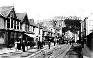 Swansea, Craddock Street 1906