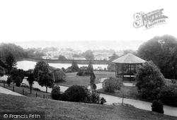 Swansea, Cwmdonkin Park 1896