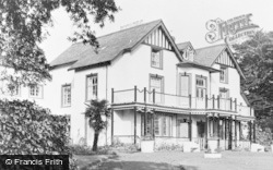 Swansea, Derwen Fawr Bible College Of Wales c.1955