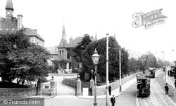 General And Eye Hospital 1902, Swansea