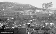 Swansea, General View from Hill 1893