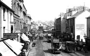 Swansea, High Street 1893