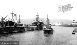 Swansea, Kings Dock 1925