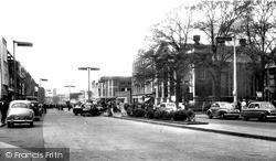 Kingsway c.1965, Swansea