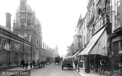 Oxford Street 1896, Swansea