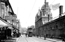 Oxford Street 1910, Swansea