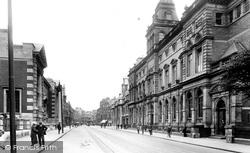 Public Library, Alexandra Road 1925, Swansea