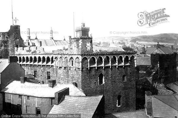 Photo of Swansea, The Castle 1893