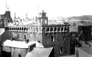 Swansea, the Castle 1893