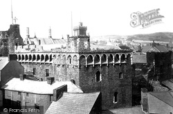 Swansea, The Castle 1893