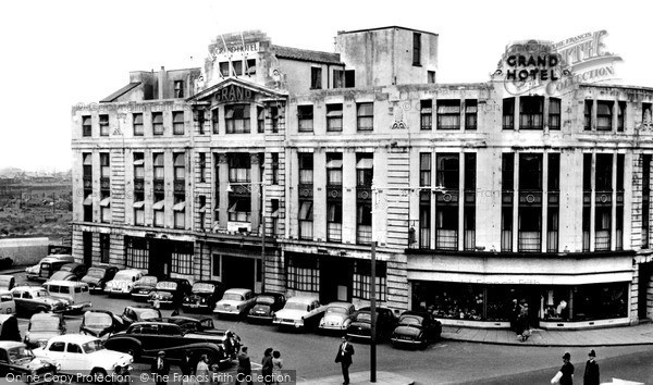Photo of Swansea, The Grand Hotel c.1965