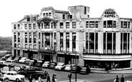 Swansea, the Grand Hotel c1965