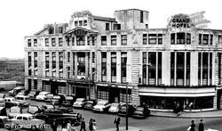 Swansea, The Grand Hotel c.1965