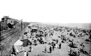 Swansea, the Sands 1925