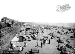 Swansea, The Sands 1925