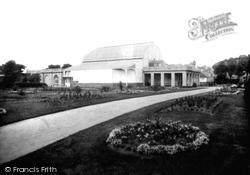 Victoria Park, Patti Pavilion 1925, Swansea