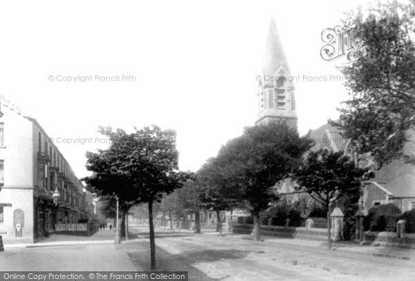 Swansea, Walter Road 1898