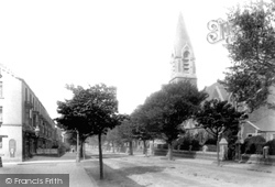 Walter Road 1898, Swansea