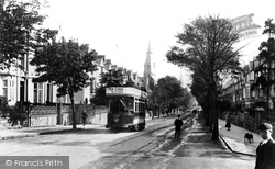 Walter Road 1906, Swansea