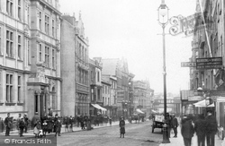 Wind Street 1902, Swansea