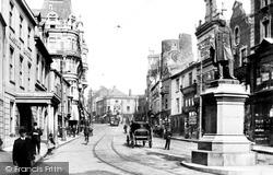 Wind Street 1906, Swansea
