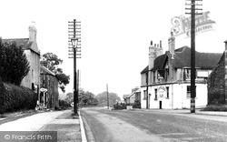 Alfreton Road c.1955, Swanwick