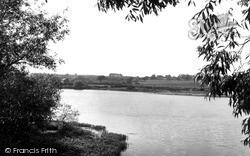Butterley Reservoir c.1955, Swanwick