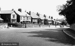 Church Street c.1955, Swanwick