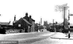 Derby Road c.1955, Swanwick