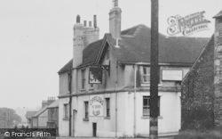 Public House, Alfreton Road c.1955, Swanwick