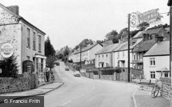 Barnstaple Hill c.1955, Swimbridge