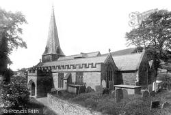 Swimbridge, St James' Church 1894